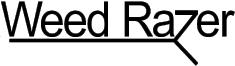 Weed Razer Logo