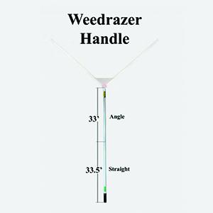 Weed Razer Parts - Handles - $12.95
