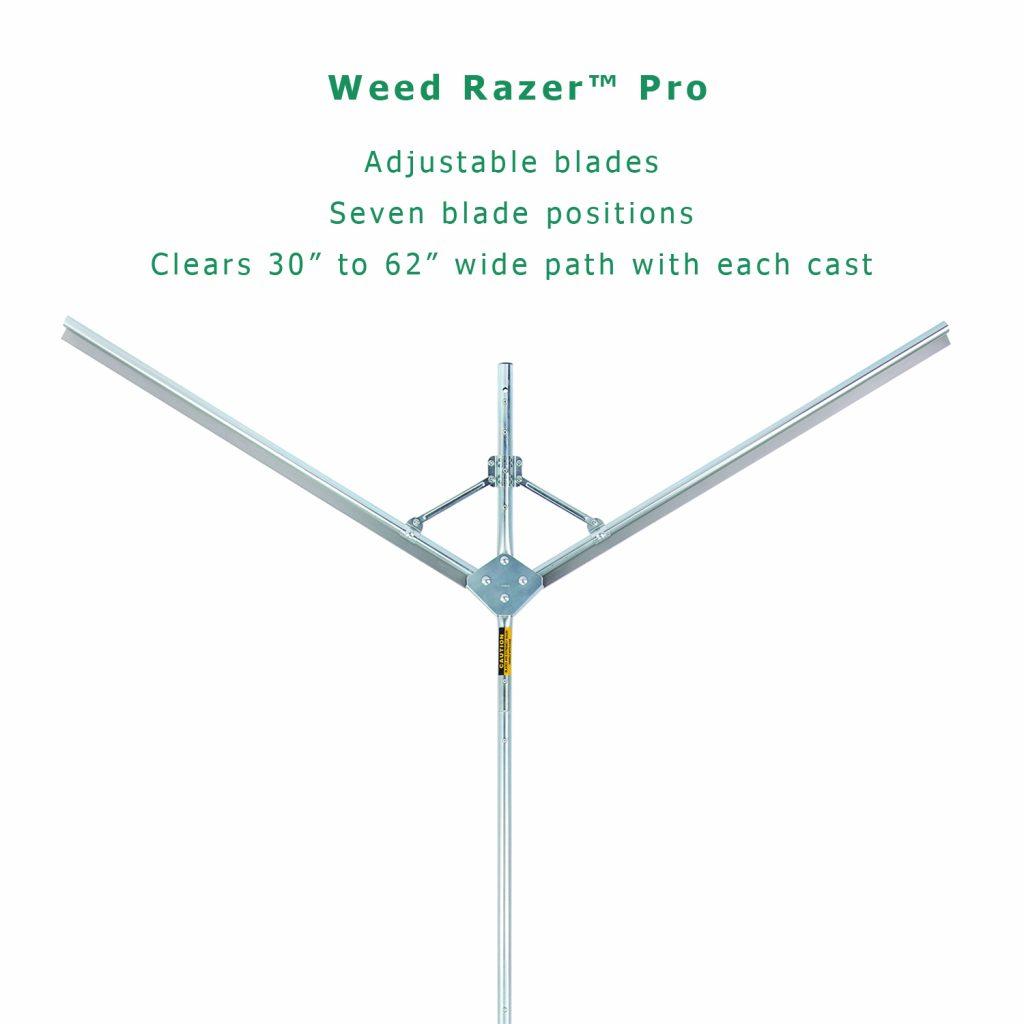 weed razer pro