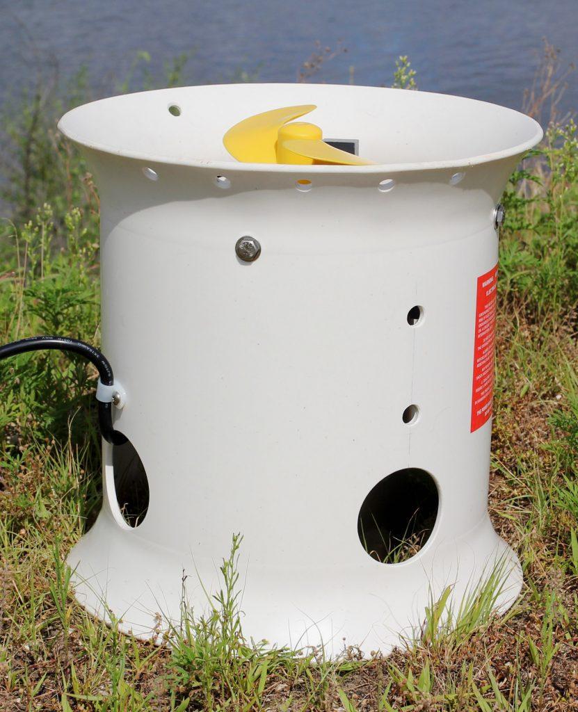 0.5 hp blower vert