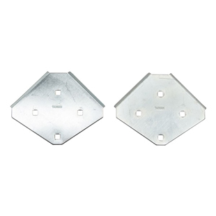 Weed Razer Pro Parts - Replacement Center Blade Support Pair - $19.95